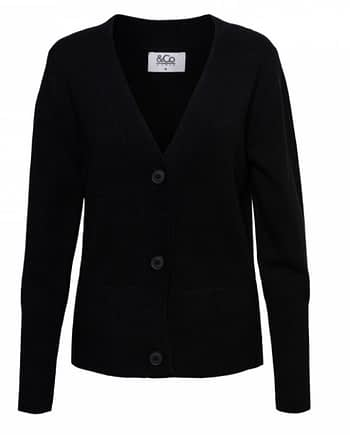 Barbara Cardigan Black